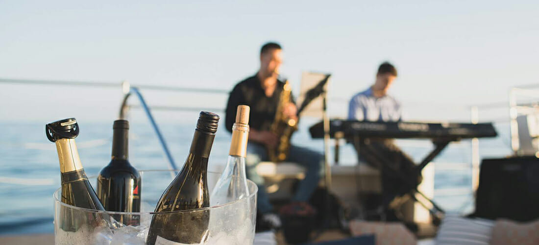 Music On The Water